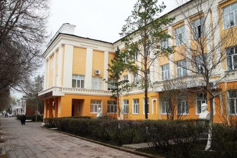 Оренбургский государственный медицинский университет